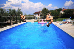 Klaric Tamara und Tamina - Istrien1